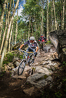 Colin Picket & Eddy Cohn - Mt Crested Butte, CO