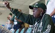 Homecoming football game against Miami University at Peden Stadium. © Ohio University / Photo by Emily Matthews