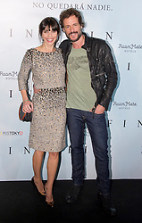 Maribel Verdu with Daniel Grao attend a photocall for 'Fin', Room Mate Oscar Hotel, Madrid, Spain, November 20, 2012. Photo by Oscar Gonzalez / i-Images...SPAIN OUT