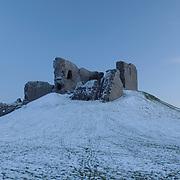 Duffus Castle, Scotland