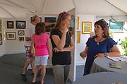 Participants, Plein Aire art competition, West Reading Art Fest, Berks Co., PA