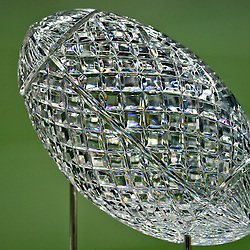 BCS Crystal Football Trophy