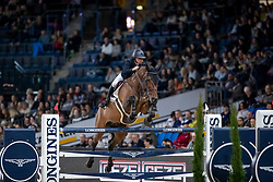 Jylas Juulia, FIN, Finishing Touch Wareslage<br /> Stuttgart - German Masters 2018<br /> © Hippo Foto - Stefan Lafrentz