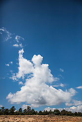 cloud formation in Florida