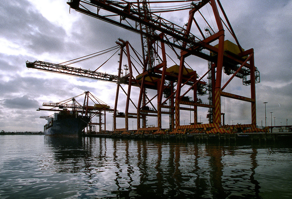 csz020527.001.001.jpg..Digicam000..Melbourne Port Authority tour of Docklands.  Gantreys..Pic By Craig Sillitoe melbourne photographers, commercial photographers, industrial photographers, corporate photographer, architectural photographers, This photograph can be used for non commercial uses with attribution. Credit: Craig Sillitoe Photography / http://www.csillitoe.com<br />