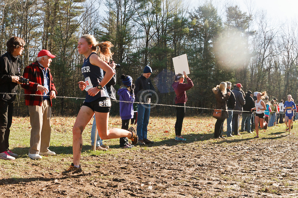 New England High School XC Championship, Shannon Murdock, Exeter