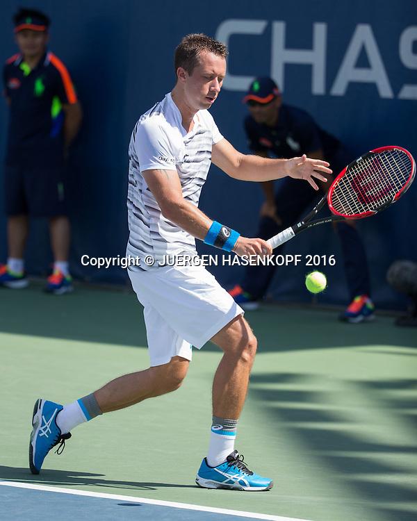 PHILIPP KOHLSCHREIBER (GER)<br /> <br /> Tennis - US Open 2016 - Grand Slam ITF / ATP / WTA -  USTA Billie Jean King National Tennis Center - New York - New York - USA  - 30 August 2016.