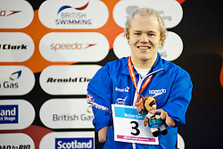 MULLEN Andrew GBR at 2015 IPC Swimming World Championships -  Men's 100m Freestyle S5