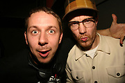Gilles Peterson and Earl Zinger aka Rob Galliano, 2000s