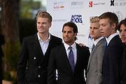 May 20-24, 2015: Monaco Amber Lounge Fashion Show- Nico Hulkenberg (GER), Force India-Mercedes