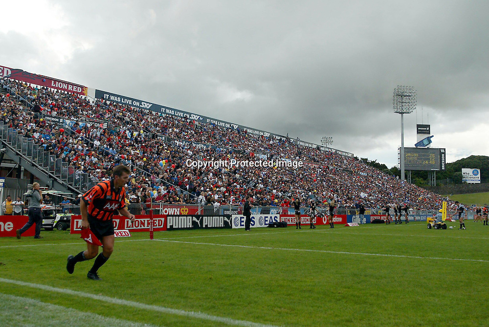 21April 2003, Ericsson Stadium, Auckland, New Zealand.<br />