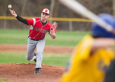 04/07/15 HS Baseball Bridgeport vs. Grafton