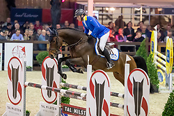 Van Minnebruggen Thomas, BEL, Qatar Z<br /> Pavo Hengstencompetitie<br /> Azelhof Lier 2020<br /> © Hippo Foto - Dirk Caremans