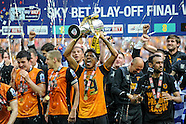 Hull City v Sheffield Wednesday - Championship Play Off Final - 28/05/2016