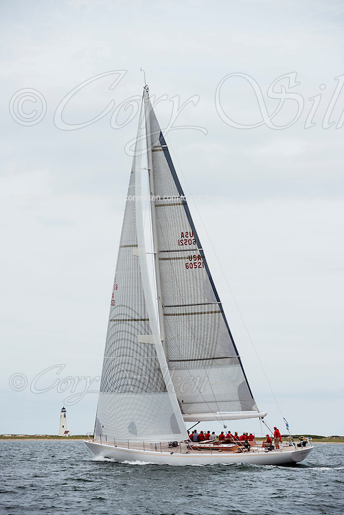 Heroina sailing in the Opera House Cup 2012.