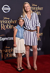 "Premiere of Disney's ""Christopher Robin"". Walt Disney Studios, Los Angeles, California. Pictured: Alison Sweeney and daughter Megan Sanov. EVENT July 30, 2018. 30 Jul 2018 Pictured: Alison Sweeney,Megan Sanov. Photo credit: AXELLE/BAUER-GRIFFIN/MEGA TheMegaAgency.com +1 888 505 6342"