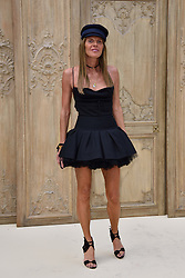 Anna Dello Russo attending at the Valentino show as a part of Paris Fashion Week Ready to Wear Spring/Summer 2017 on October 02, 2016 in Paris, France. Photo by Alban Wyters/ABACAPRESS.COM