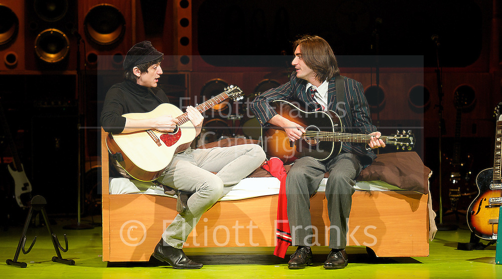 Sunny Afternoon .Ray Davies&rsquo; extraordinary life story told with Music and Lyrics by Ray Davies, a new Book by Joe Penhall, Direction by Edward Hall and Design by Miriam Buether, Sunny Afternoon explores the rise to stardom of The Kinks. Set against the back-drop of a Britain caught mid-swing between the conservative 50s and riotous 60s, this production explores the euphoric highs and agonising lows of one of Britain&rsquo;s most iconic bands and the irresistible music that influenced generations.<br />