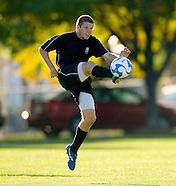 Stevenson Men's Soccer