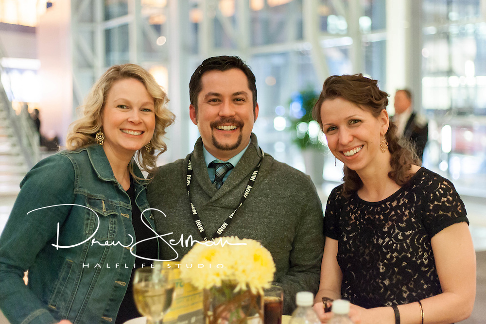 28 Feb 2015 - St. Louis  -- Images from Pedal the Cause Yellow Jersey Celebration