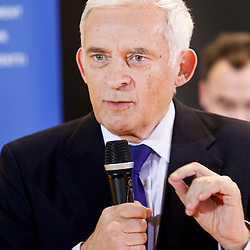 20111216 - Poland - Warsaw  - European Development Days  2011 - Democratic Ownership after Busan :.The Role of National Parliaments and Civil Society - Jerzy Buzek , President of the European Parliament © European Union