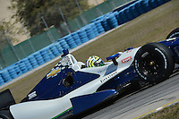 Tony Kanaan, Sebring test, 2/19/2013
