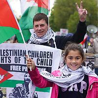 March against Balfour Decoration