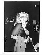 Jane Holzer, Pittsburgh, 1993 approx© Copyright Photograph by Dafydd Jones 66 Stockwell Park Rd. London SW9 0DA Tel 020 7733 0108 www.dafjones.com
