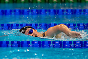 Maisie Summers-Newton of Great Britain in action during the Women's 400 m Freestyle S6 at the World Para Swimming Championships 2019 Day 1 held at London Aquatics Centre, London, United Kingdom on 9 September 2019.