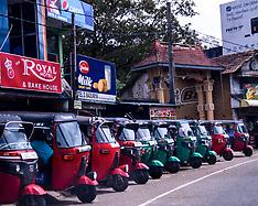 Tuk Tuk, Sri Lanka