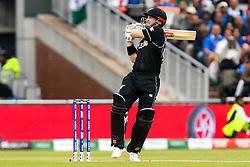 Henry Nicholls of New Zealand - Mandatory by-line: Robbie Stephenson/JMP - 09/07/2019 - CRICKET - Old Trafford - Manchester, England - India v New Zealand - ICC Cricket World Cup 2019 - Semi Final