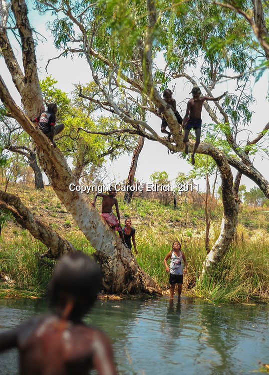 Children playing in a nearby waterhole Day3KALACC-1711z.jpg