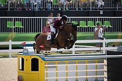 Mohammed Bassem Hassan, QAT, Primeval Dejavu<br /> Olympic Games Rio 2016<br /> © Hippo Foto - Dirk Caremans<br /> 19/08/16