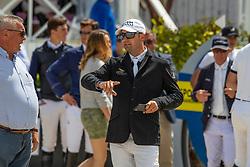 Peeters Paul, Cox Karel, BEL<br /> Grand Prix Rolex powered by Audi <br /> CSI5* Knokke 2019<br /> © Hippo Foto - Dirk Caremans<br /> 30/06/2019