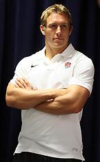Dunedin-Rugby,RWC, England Press Conference
