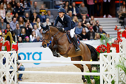 Von Eckermann Henrik, SWE, Mary Lou 194<br /> Gothenburg Horse Show FEI World Cups 2017<br /> © Hippo Foto - Stefan Lafrentz<br /> 24/02/17