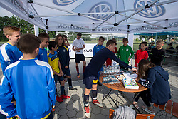 Qualification training for Volswagen Junior Masters Berlin 2018 with Milenko Acimovic, on May 13, 2018 in Sports park Radomlje, Radomlje, Slovenia. Photo by Urban Urbanc / Sportida