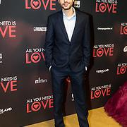 NLD/Amsterdam/20181126 - premiere All You Need Is Love, Ilias Addab
