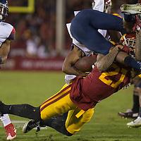 USC v Arizona 2nd Half