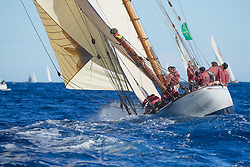 Classic Yachts sailing in Saint Tropez 2018