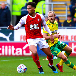 Rotherham United v Norwich City
