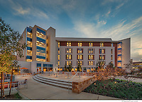 Clovis Medical Center, Clovis, California for HGA Architecture and Clark Construction