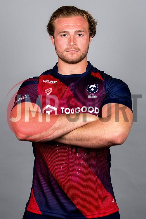 Ed Holmes of Bristol Bears - Mandatory by-line: Robbie Stephenson/JMP - 01/08/2019 - RUGBY - Clifton Rugby Club - Bristol, England - Bristol Bears Headshots 2019/20