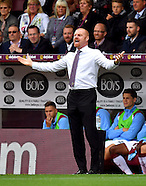 Burnley v Swansea City - Premier League - Turf Moor