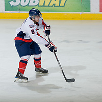 120711 Lethbridge Hurricanes at Kelowna Rockets