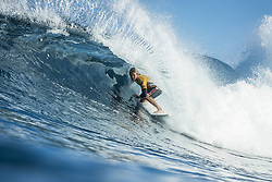 December 18, 2017 - Oahu, Hawaii, U.S. - John John Florence (HAW) placed 1st in Heat 2 of Round Four at Billabong Pipe Masters 2017 in Pipe  Oahu, Hawaii , USA..Billabong Pipe Masters 2017, Hawaii, USA - 18 Dec 2017 (Credit Image: © WSL via ZUMA Wire/ZUMAPRESS.com)