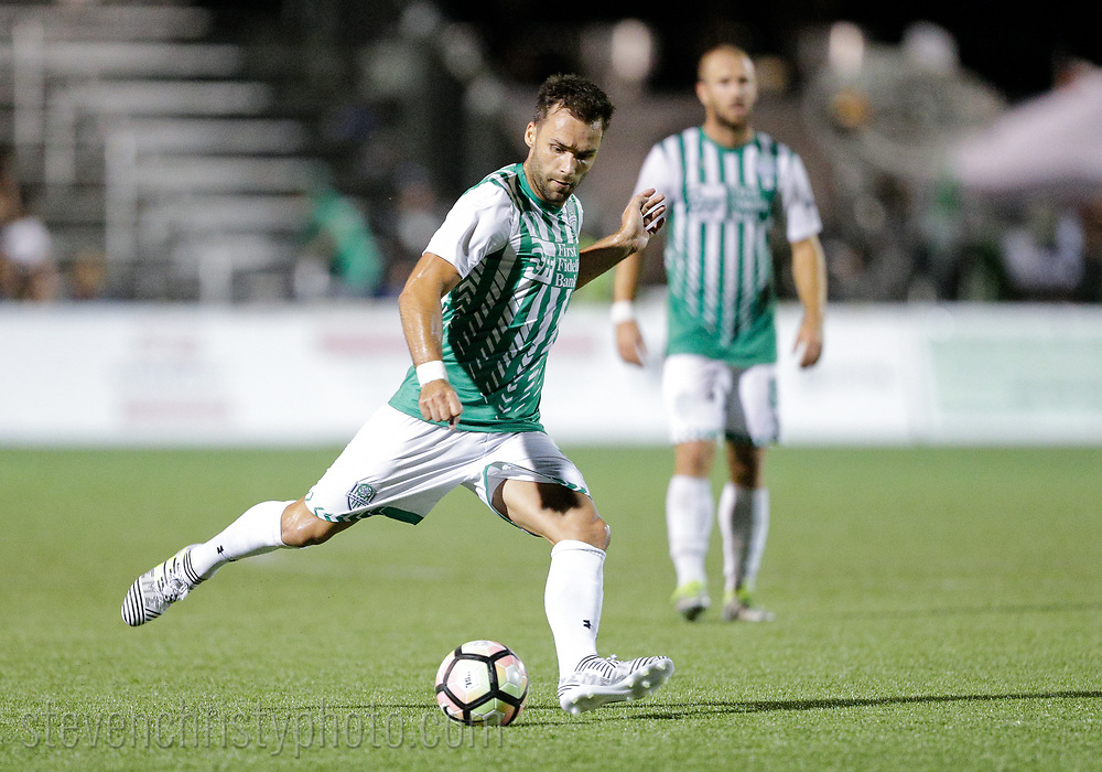 June 10, 2017: OKC Energy FC plays San Antonio FC in a USL game at Taft Stadium in Oklahoma City, Oklahoma.