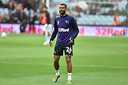 Derby County defender Ashley Cole (26) during the EFL Sky Bet Championship match between Aston Villa and Derby County at Villa Park, Birmingham, England on 2 March 2019.