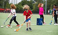 ROTTEDAM   - Hockeyclub Feijenoord voor Jeugdfonds Sport en Cultuur.  COPYRIGHT  KOEN SUYK