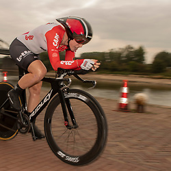 28-08-2018: Wielrennen: Ladies Tour: Arnhem<br /> Marjolein van t Geloof